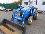 2016 New Holland Workmaster 33 Tractor