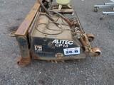 Alitec CP18 Skid Steer Attachment