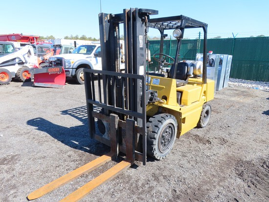 TCM 6,000lb Forklift