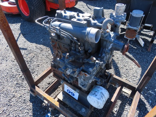 3 Cly Diesel Engine