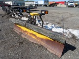 8' Fisher Plow
