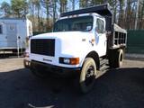 1996 International 4900 Dump