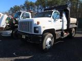 1991 GMC Kodiak Single Axle Dump