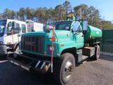 2002 GMC C8500 Water Truck