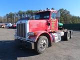 2000 Peterbilt 378 Tandem Tractor