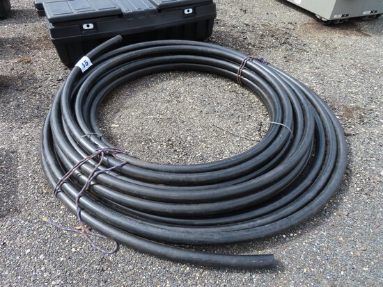 Roll of Plastic Irragation pipe