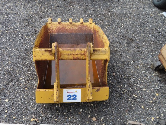 Backhoe/Excavator Bucket