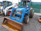 Ford 1920 Tractor 4X4 W/ Front Loader Attatchment