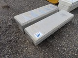 2 Truck Side Bed Tool Boxes