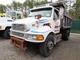 2006 Sterling Acterra Single Axle Dump