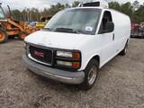 1998 GMC 2500 Refer Van