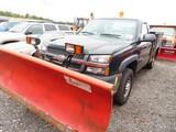 2003 Chevy Silverado 2500