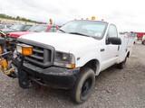 2002 Ford F-250 Utility Truck