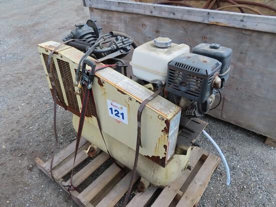 Ingersoll Rand Gas Air Compressor