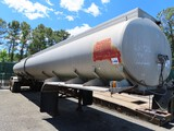 1978 7000 Gallon Tanker Trailer