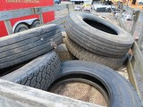 Assorted lot of Tractor Tires Various Sizes/Brands