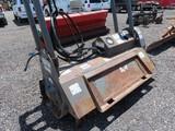 Carbide Cutter Mulcher Attachment for Skid Steer