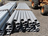 Lot of 4' EB-20 PVC 20' Long Approx 50 Pipes