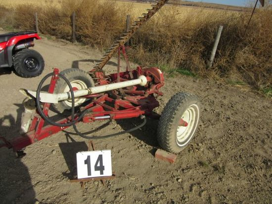 IH 1100 trail sickle mower |     Auctions Online | Proxibid