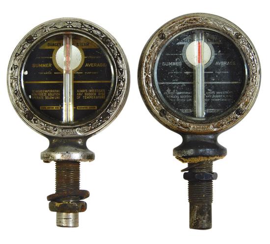Automotive MotoMeters (2), Boyce universal models, worn