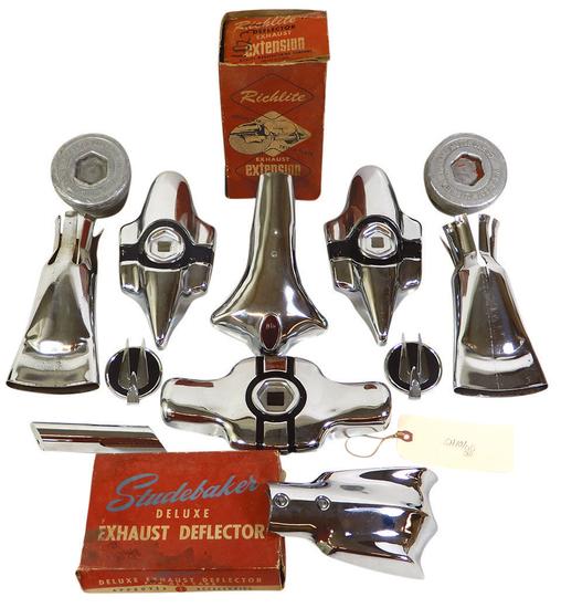 Automotive Parts (12), Packard & Studebaker bumper