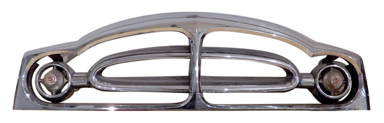Automotive Front Grille, Packard, 1951-53 w/bullet turn