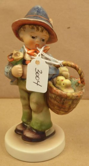 "Hummel ""Easter Greetings"" #378 TMK 6."