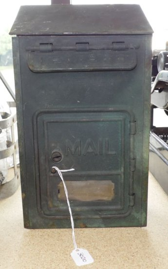 Early 1900's Mailbox.