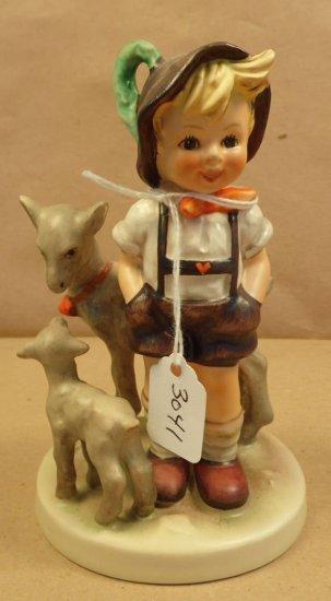 """Hummel """"Little Goat Herder"""" # 200/I TMK 4."""