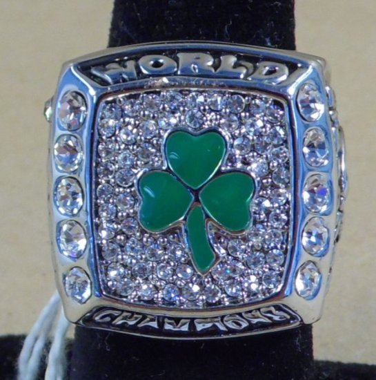 "Kevin Garnett 2008 Boston Celtics World Champion ""Replica"" Ring."