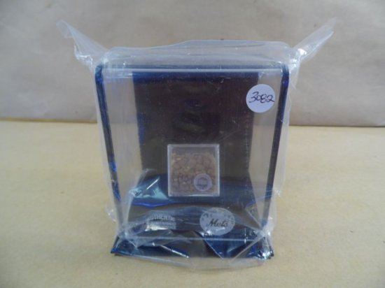 Shea Stadium New York Mets authentic game used playing surface.  From Mounted Memories, with serial