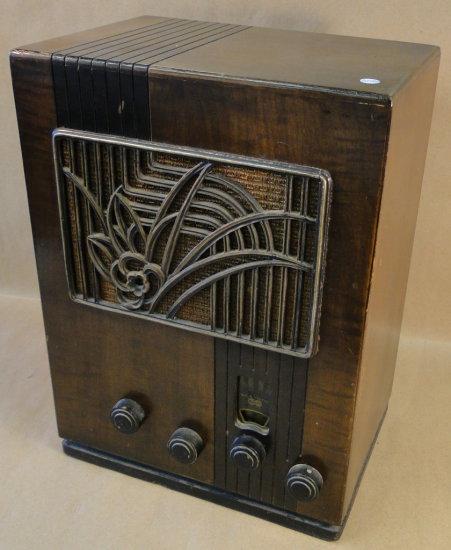 RCA Victor Radio Model 124  | Art, Antiques & Collectibles