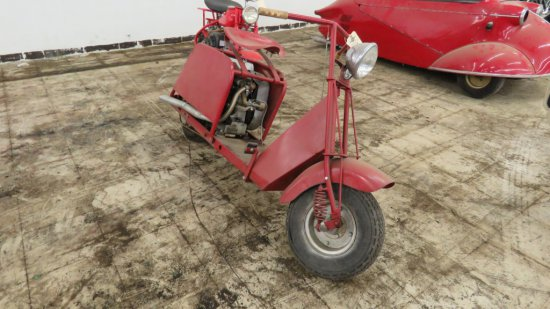 1959 CUSHMAN HIGHLANDER SCOOTER
