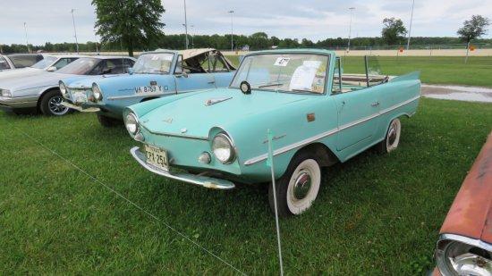 1965 AMPHICAR CONVERTIBLE MODEL 770
