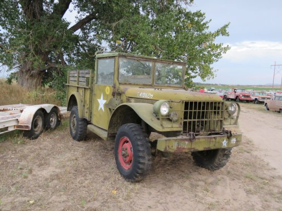 M3 MILITARY TRUCK FOR PROJECT     Auctions Online | Proxibid