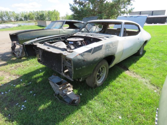 1969 Pontiac LeMans Coupe Project