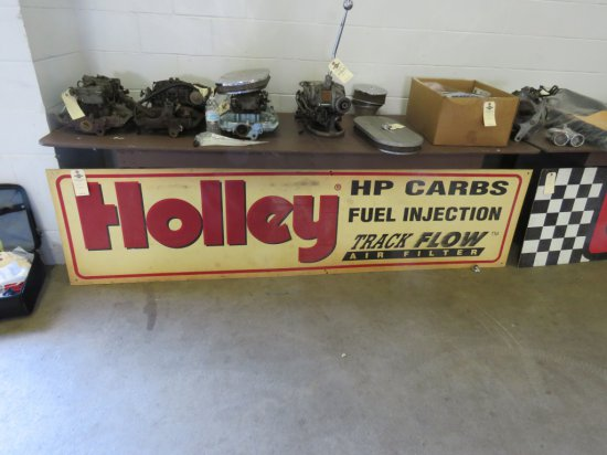 HOLLEY CARBURATOR SIGN SS