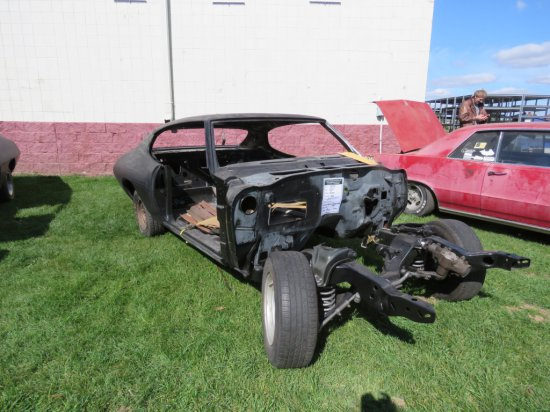 1969 Pontiac GTO Judge Project 242379B154767