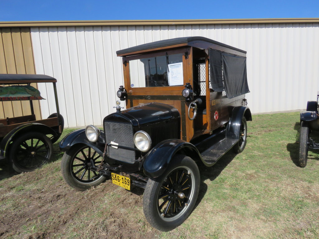 1926 ford model t mail truck auctions online proxibid - Lawton craigslist farm and garden ...