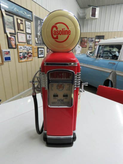 Plastic Model Gas Pump