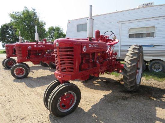 1952 Farmall Super M Tractor