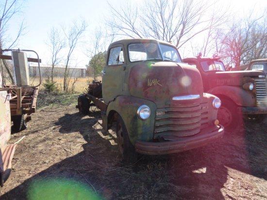 1947 Chevrolet COE Truck