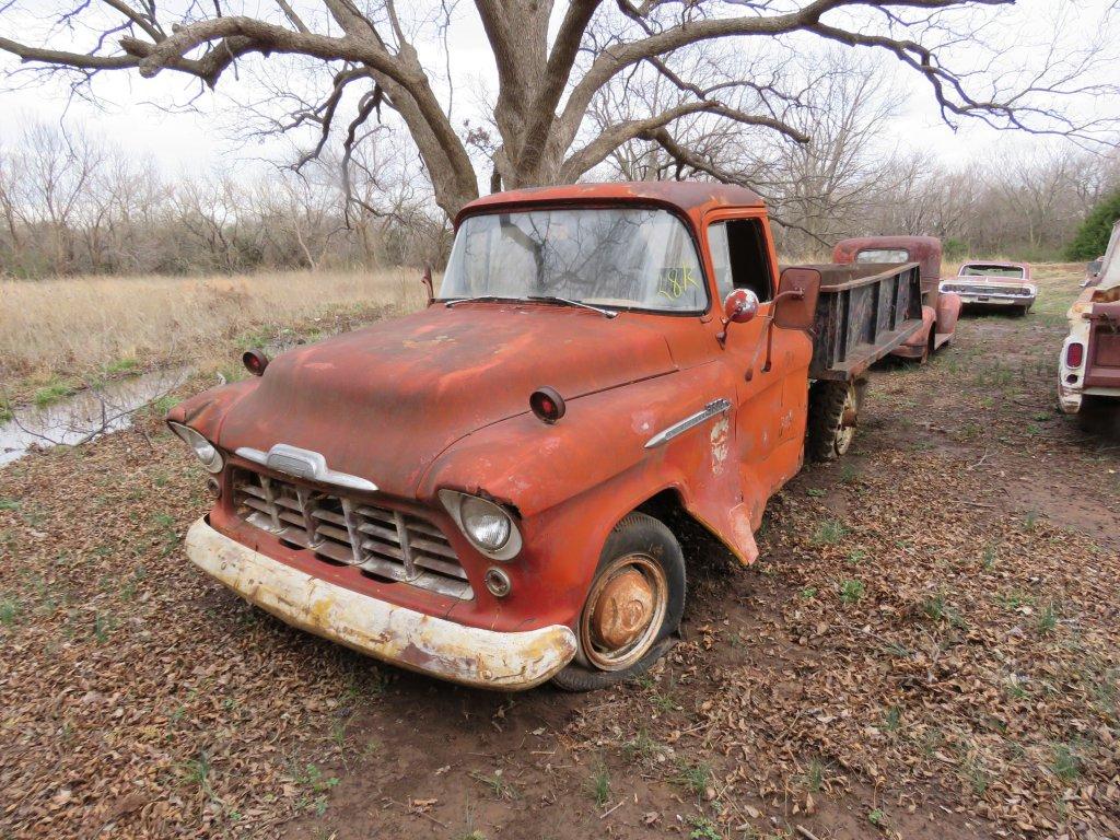 1955 Chevrolet 3600 Series Truck