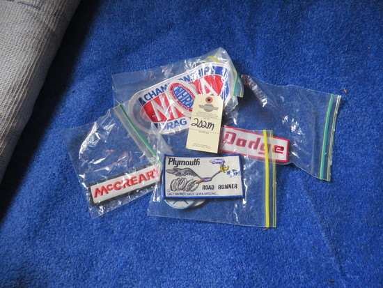 MOPAR Patches and Decals