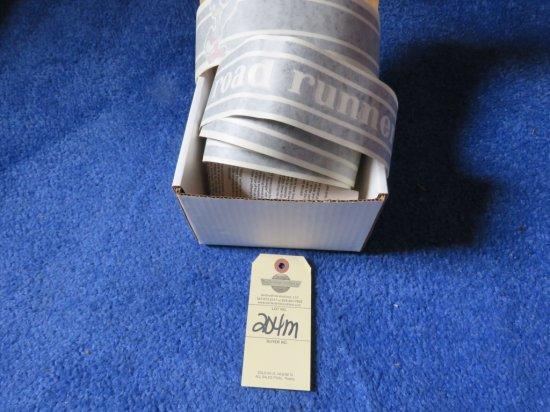 Reproduction Plymouth Roadrunner Stripe Kit