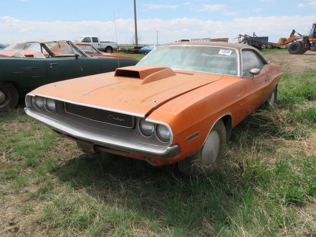 1970 Dodge Challenger SE 2dr HT