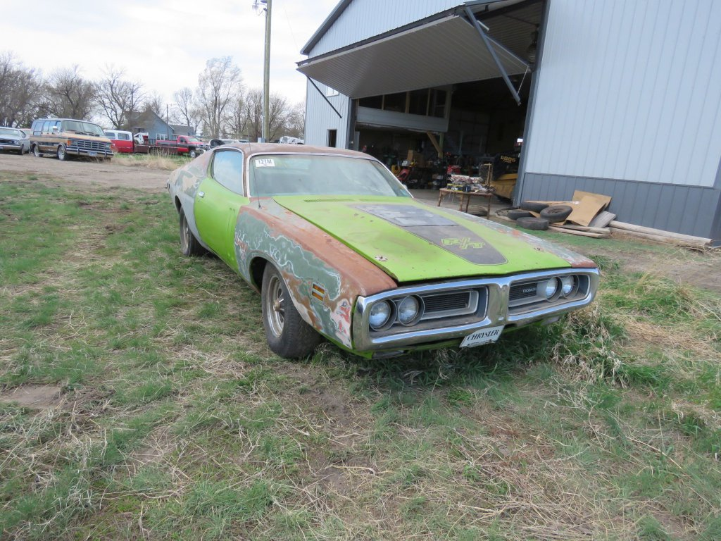 1971 Dodge Charger RT 2DR HT