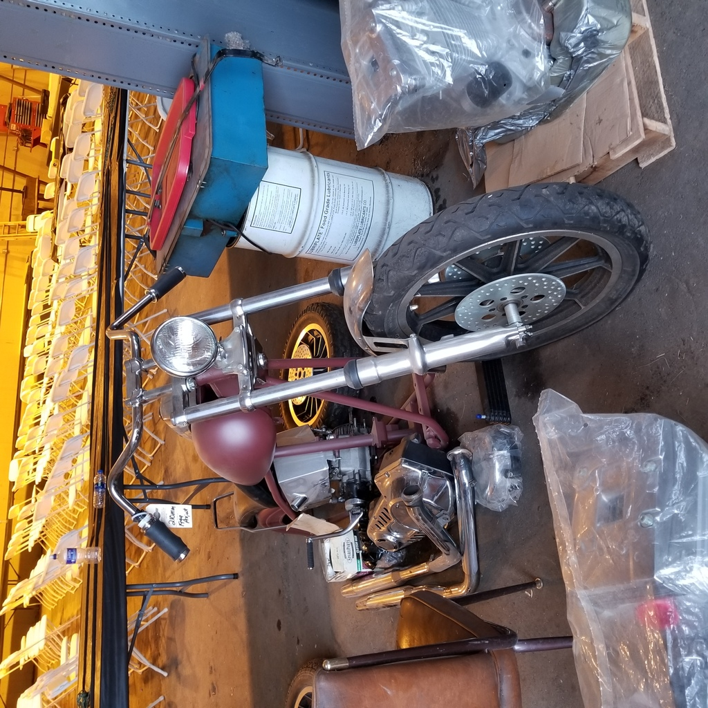 1999 Harley Davidson Motor & Project
