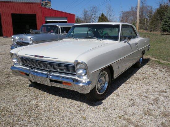 1966 Chevrolet Nova II Coupe