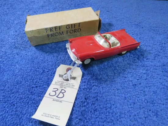 AMT 1956 Thunderbird Promotional Model NIB